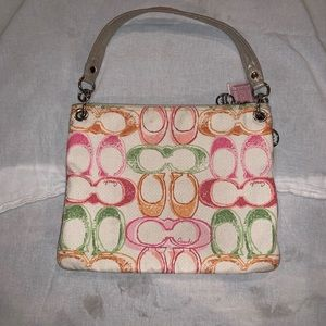 Coach Bags - Coach Poppy purse